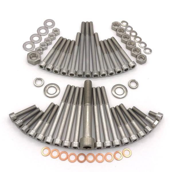 MZ TS 150 Motor MM150//2 Zylinderschrauben mit Innensechskant aus Edelstahl